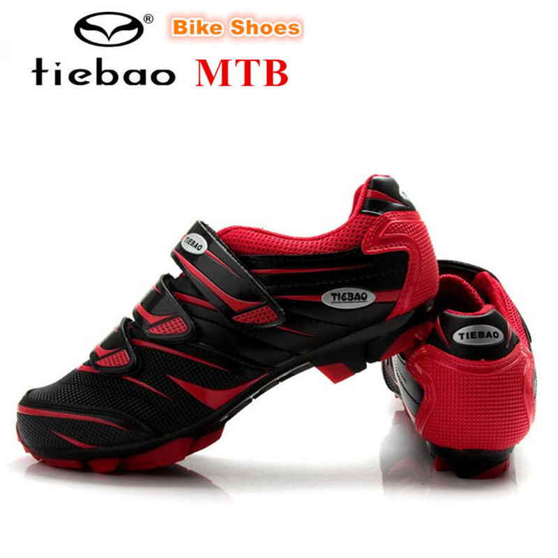 TIEBAO MTB Cycling Shoes 2018 For Men & Women Outdoor Sports Shoes Breathable Mesh Mountain Bike Shoes Zapatillas Ciclismo Mujer women s cycling shorts cycling mountain bike cycling equipment female spring autumn breathable wicking silicone skirt