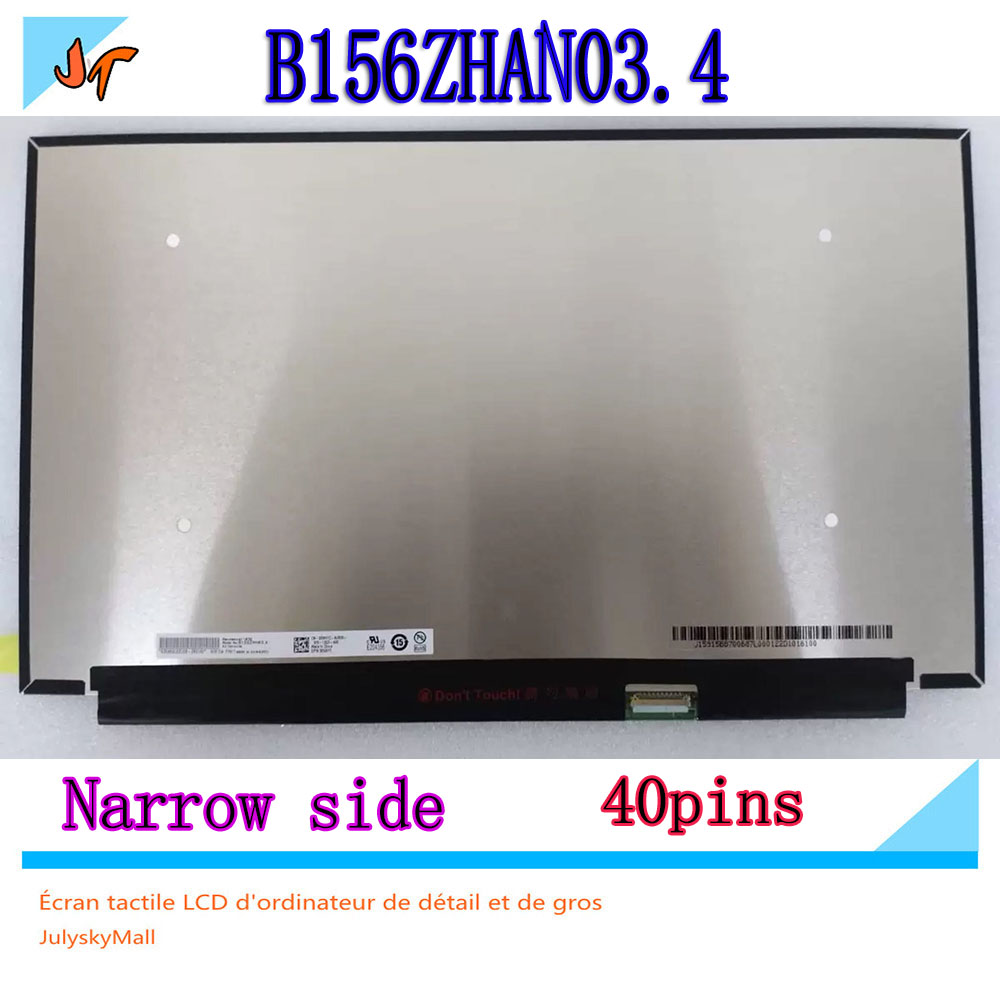 Brand new original B156ZAN03 4 notebook LCD screen 3840 2160 resolution 4K UHD HD LCD screen