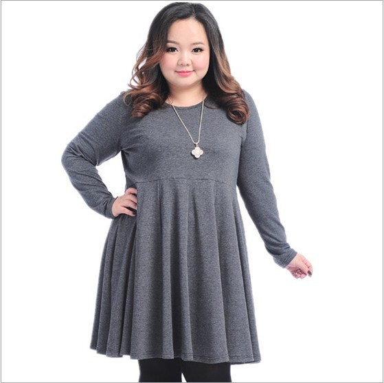 Loose Dress Plus Size