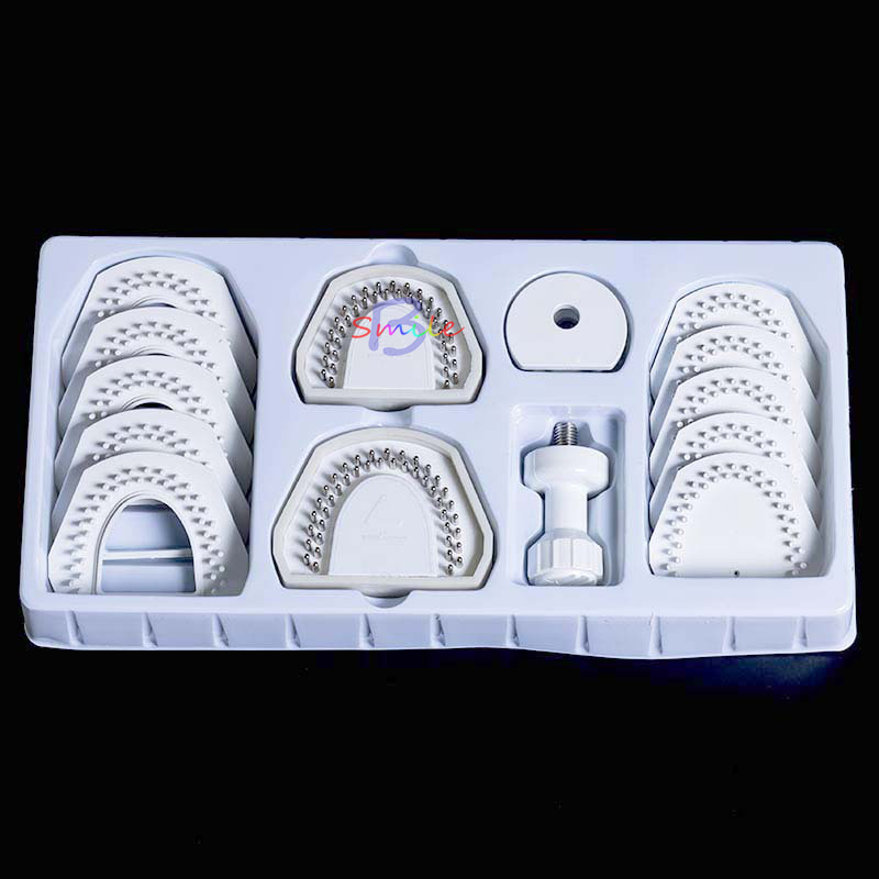 New 1Set Dental Lab Model System for Laser Pin Machine Equipment Tool On Stone Model Work