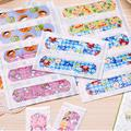 2016 Cartoon  Waterproof Breathable Band-Aid  Ultra-Thin Practical Lovely Children  Personality  Emergency Band 250 Pcs Packing