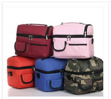1PCS Portable Travel Camping Outdoor Picnic Breast Milk Storage cool food storage Kit Thermal bag Insulated Tote Insulin Cooler