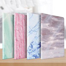 Case For iPad Mini 4 3 2 1 Smart Voltage Case Marble Pattern PU Material Support Protective Cover For iPad Mini 5 2019 Case недорого