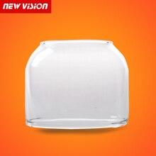 Godox Glass Bìa Dome Nắp Bảo Vệ cho Godox QT/QS/GT/GS Loạt Phòng Thu Đèn Flash Strobe