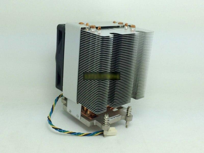 New Original for Lenovo Xeon server cooling fan 771 CPU tower radiator heat pipe radiator 4 FONSONING