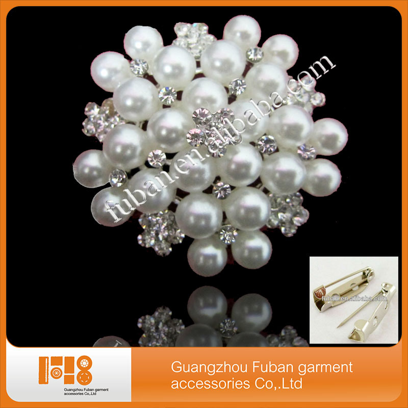 50pcslothigh quality crystal rhinestone flower pearl brooch for 50pcslothigh quality crystal rhinestone flower pearl brooch for wedding decoration in buckles hooks from home garden on aliexpress alibaba junglespirit Choice Image