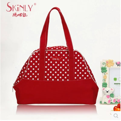 Free Shipping! 2 colors 2016  Multifunction  Bag Baby Diaper Bags Nappy Changing Bags For Mummy With Big Capacity