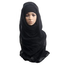 Hot sale 2016 New Muslim Long Soft Hijab Maxi Islamic Scarf Women Shawl Wrap