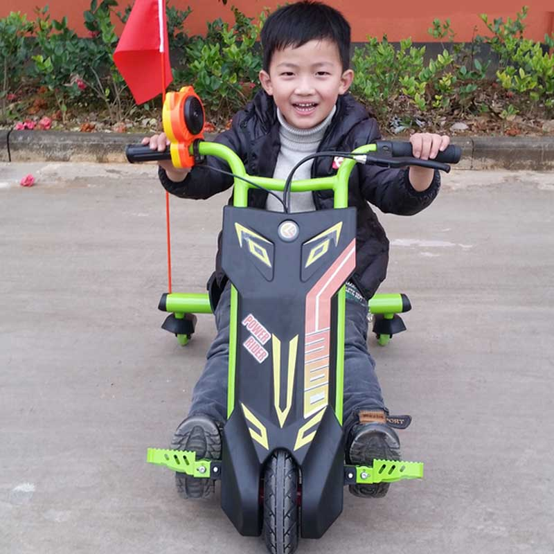 kids outdoor fun sports ride on toys 3 wheel electric drift car childrens bicycles child