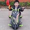 Los niños al aire libre diversión y deportes ride on toys 3 rueda de coche de la desviación eléctrica bicicletas para niños niño playa coche