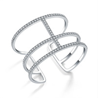 wholesale Charm Crystals from Swarovski Bracelet for Women Authentic 925 Jewelry Fine Christmas Gift