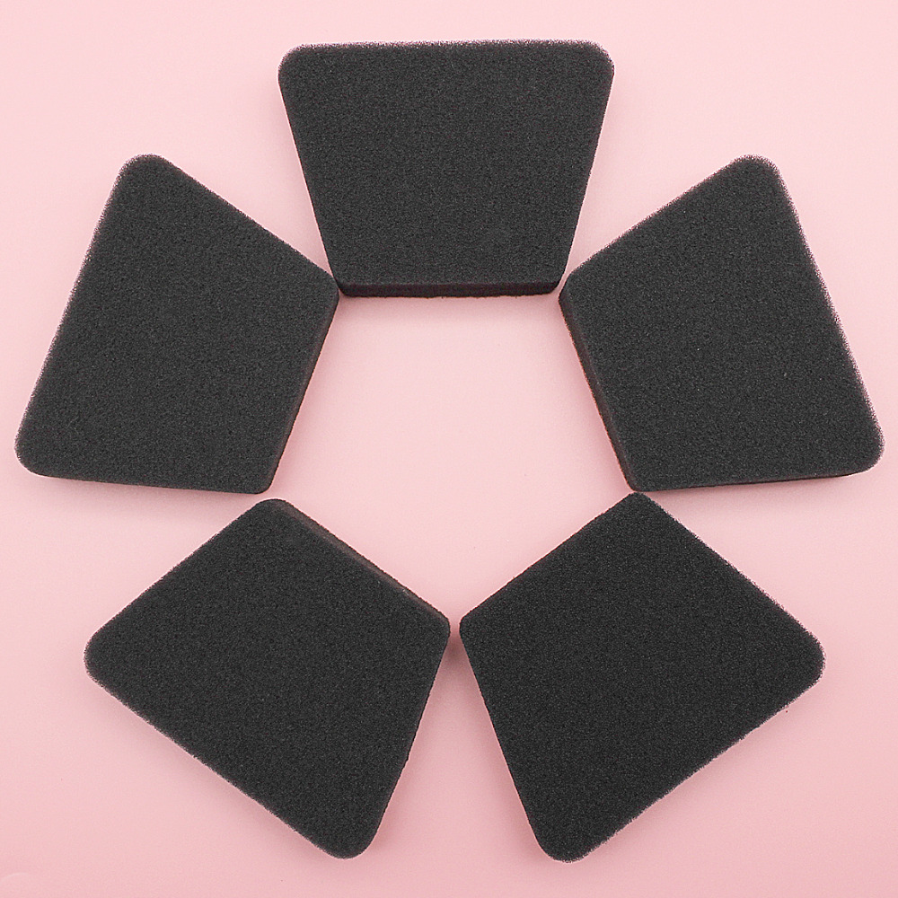 5pcs/lot Air Filter Cleaner For <font><b>McCulloch</b></font> MacCat <font><b>335</b></font> 435 440 Partner 351 352 <font><b>Chainsaw</b></font> Replace Part 530037793 image