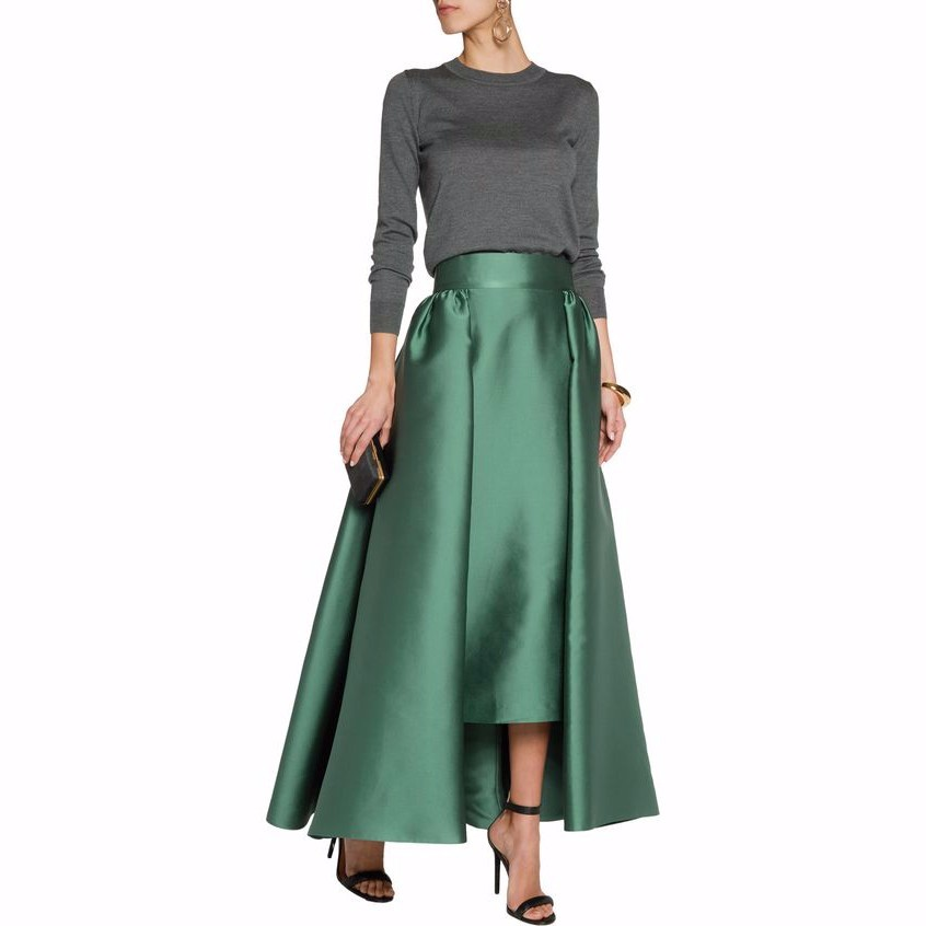 Popular Green Maxi Skirt-Buy Cheap Green Maxi Skirt lots from ...