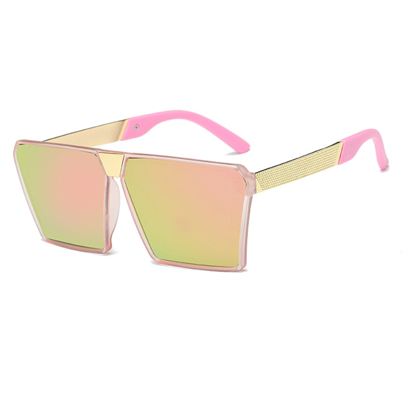 Brand Sunglasses Kids UV400 Coating Sun Glasses Camouflage Frame Goggle Baby Boys Girls Lovely Sunglass Oculos