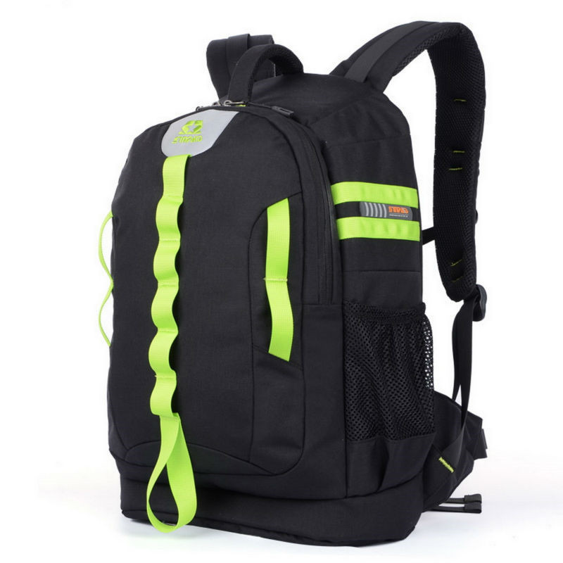 цена на Hot Sale DSLR Camera Backpack Laptop 15.6