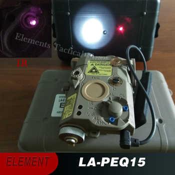 Element Airsoft Tactical Light PEQ 15 IR laser Gun Flashlight Red Laser PEQ15 Hunting Lamp PEQ-15 Weapons Light Softair EX276 - DISCOUNT ITEM  27% OFF Sports & Entertainment