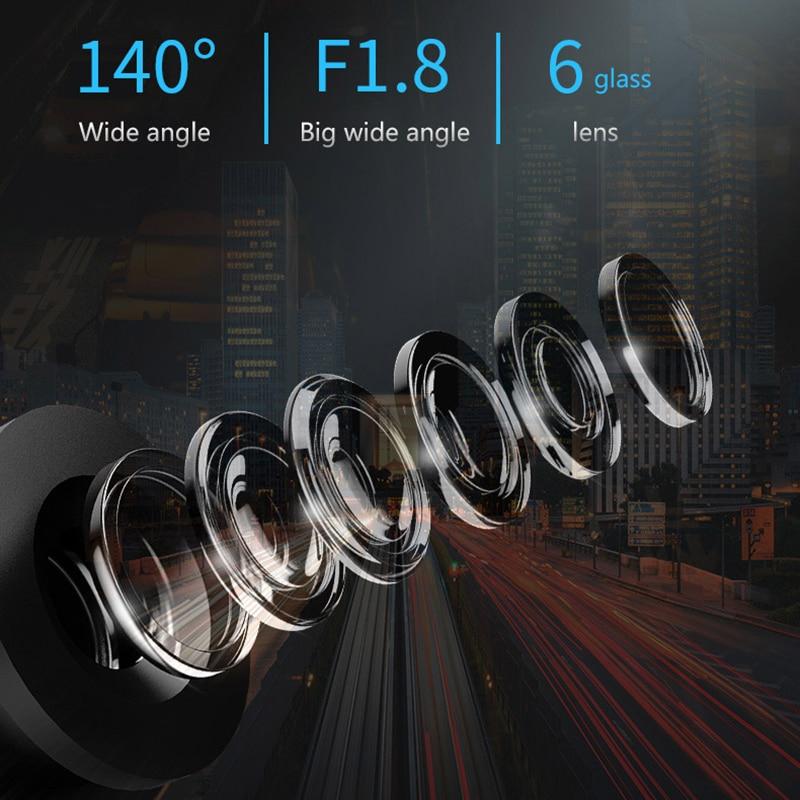 70mai Dash Cam Pro smart Voiture 1944 P HD Vidéo IMX335 140 Degrés FOV Fonction Avancée Système d'aide au Conducteur app Controll - 5