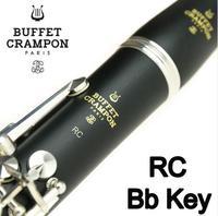 Абсолютно Новый буфет Crampon Paris Professional Bb кларнет RC буфет бакелит кларнет мундштук аксессуары чехол