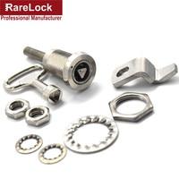 Rarelock Stainless Steel Cam Lock Cabinet Locks for Train Door Lock a