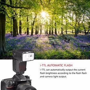 Image 5 - Voking VK800 私は TTL 外部カメラフラッシュスレーブニコンデジタル一眼レフカメラ + ギフト