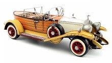 Free Shipping Handmade Vintage 1932 Car Model