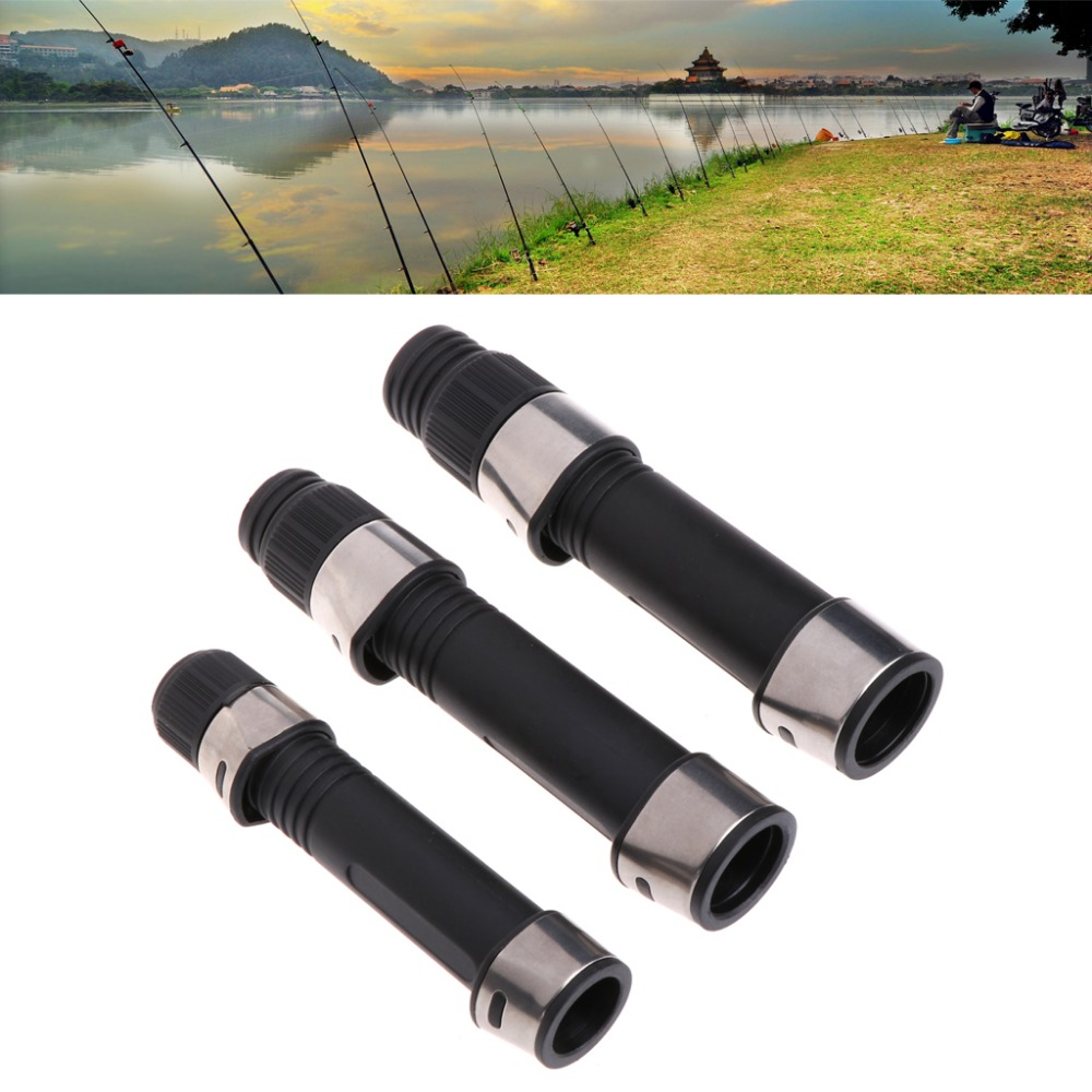 Fly Fishing Reel Seat Spinning Wheel Rod Mount Clip Casting Fish Accessory Tools
