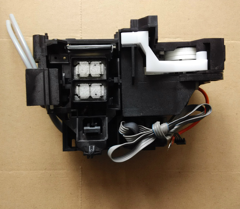 US $44 55 10% OFF|Original Ink Pump Assembly for Epson Stylus Photo R1900  Ink pump R1800 R2000 Ink pump-in Printer Parts from Computer & Office on