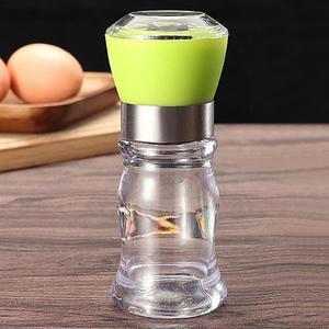 Image 4 - Kitchen Grinding Bottles Tools Salt Pepper Mill Grinder Pepper Grinders Shaker  Container Seasoning Condiment Jar Holder