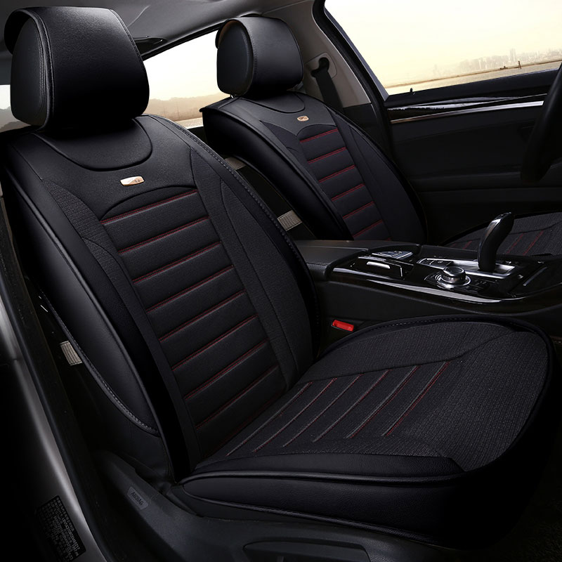four seasons universal car seat cover auto seats covers for dodge nitro durango cadillac cts xts xt5 ats sls ct5 ct6 escalade