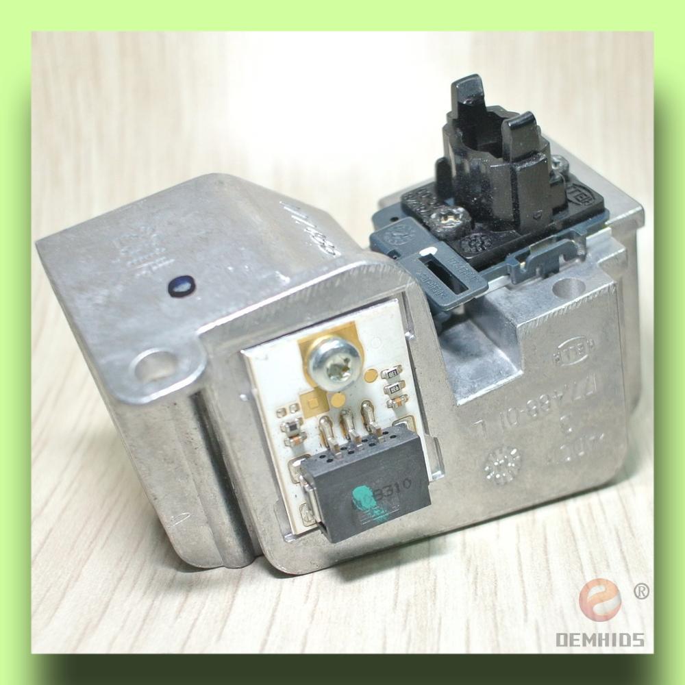 1 pièces OEMHIDS Original utilisé résistance de LED, SUPPORT, régulateur du ventilateur A6 C7 4G 177.486-61, 177.488-01 L