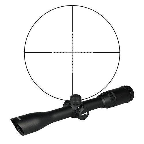 Hot Sale Tactical 3-9x32 Hunting Rifle Scope Spotting Scope For War Game Outdoor Sport OS1-0142