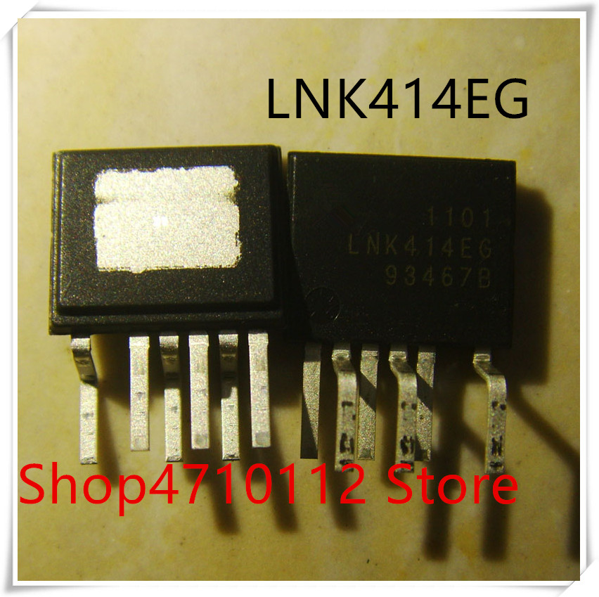 NEW 10PCS/LOT LNK414EG LNK414 ESIP-7 IC