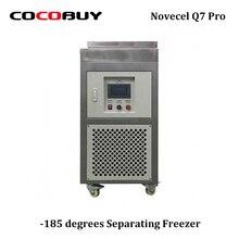 Q7 Pro -185 Degrees Freezer Separator Machine For LCD Screen Glass And Frame Freezing Separating Electrical Tool Set wozniak professional mass freezer machine lcd screen separating frozen separator use liquid freezing 130 to 150 degree