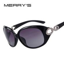 MERRY'S Fashion Women Polarized Sunglasses Women Gradient Glasses UV400