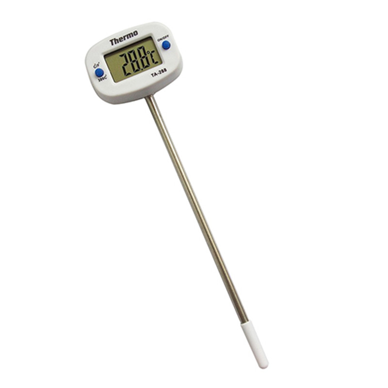 Free shipping Hot Sale Instant Digital LCD Food BBQ Meat Chocolate Oven Cooking Probe Thermometer