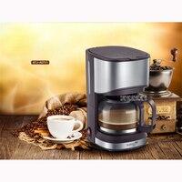 KFJ A07V1 220 V/50Hz W pełni automatyczny ekspres do kawy 550 W do kawy ekspres do kawy dla amerykańska ekspresów do kawy żywności klasy PP materiał 0.7L w Ekspresy do kawy od AGD na