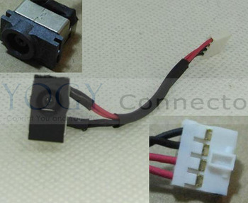 10x New Power DC Jack with Cable fit for Samsung Q470C NP500P4C