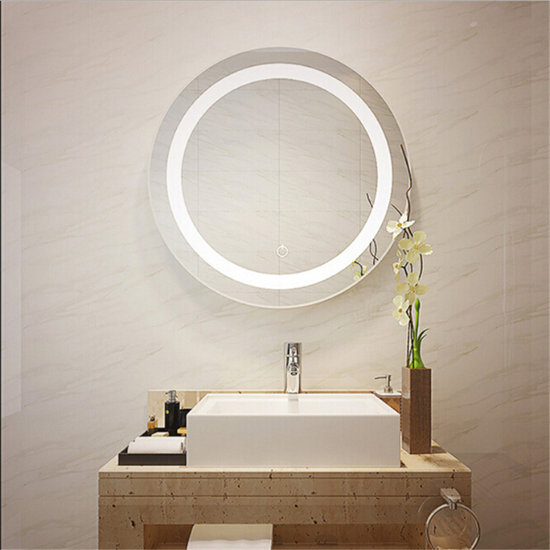 Popular Round Lighted Mirror Buy Cheap Round Lighted