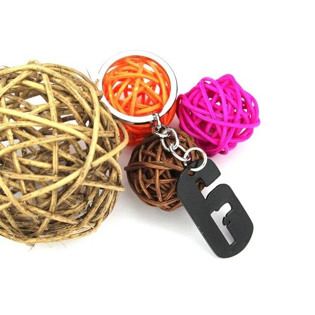 Hot Rainbow Six Keychain Siege 6 Key Ring Holder Fashion Car Chaveiro Game Key Chain Pendant men Gift Jewelry 2