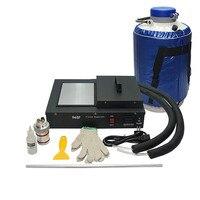 FS 06 жидкого азота морозильное ЖК отделяя 2 в 1 упак. с vacuunm насос и Азота танк
