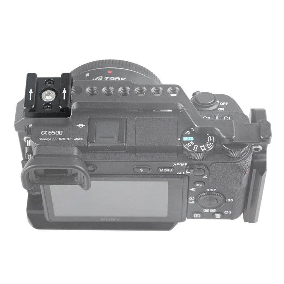 SmallRig Cold Shoe Adapter Standaard Shoe Type 1/4 en M2.5 Screw Hole - Camera en foto - Foto 6