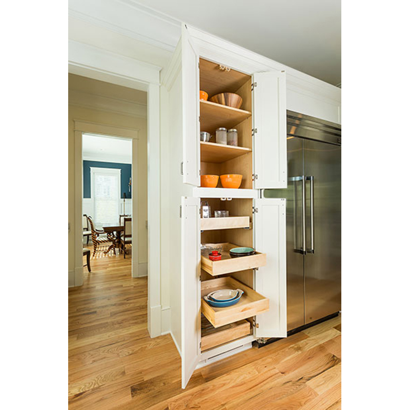 Corner Kitchen Pantry Cabinets Modern