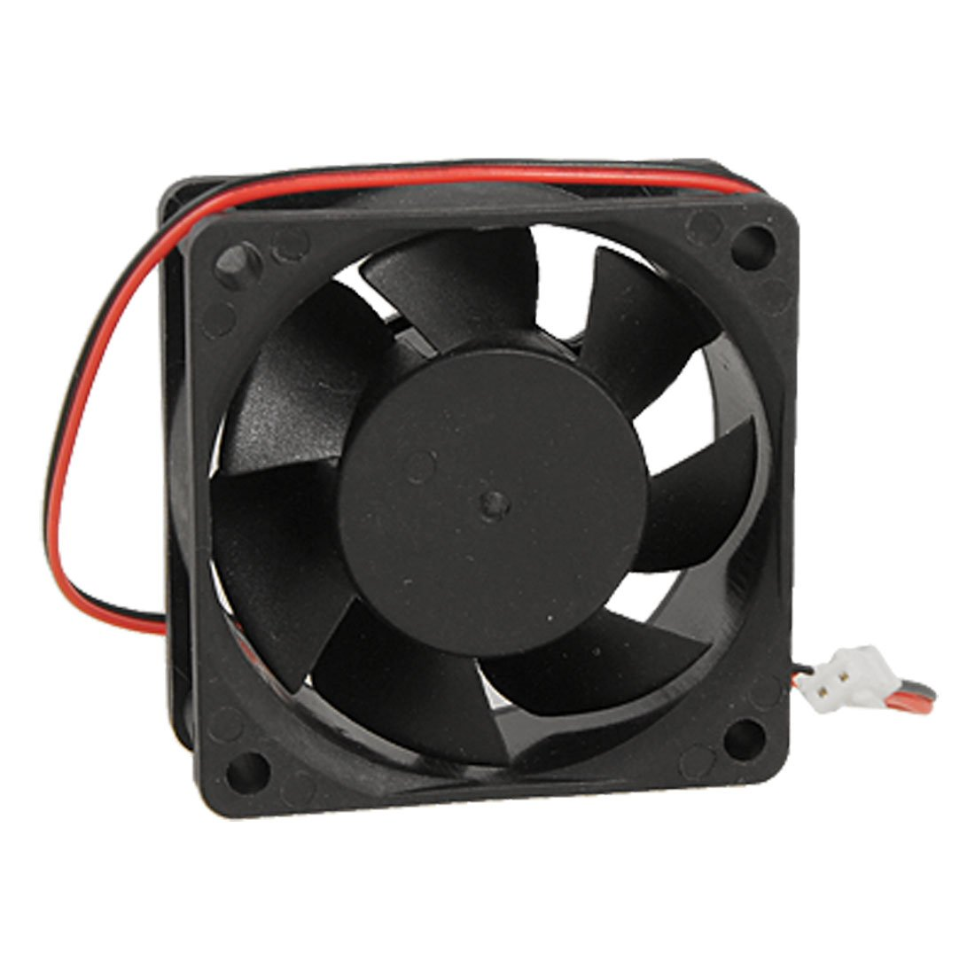 YOC Hot 60mm x 25mm DC 12V 025A 2Pin Cooling Fan For Computer CPU Cooler