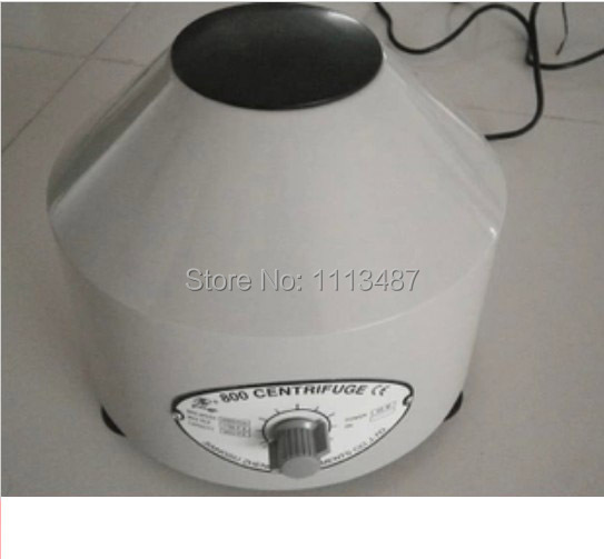 800 Desktop Electric Medical Lab Centrifuge Laboratory Centrifuge 4000rpm CE 6 x 20ml ceeture 20ml