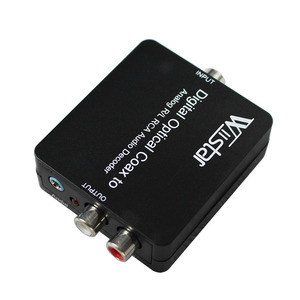 Image 3 - Conversor coaxial/óptico toslink spdif para estéreo 3.5mm jack ou l/r rca áudio suporte dts, pcm