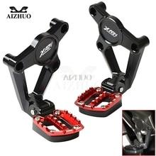 XADV  Rear Foot Pegs Footrest Passenger foot Set Motorcycle Accessories For HONDA X ADV X-ADV 750 2017 2018