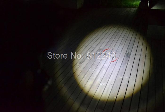 Waterdichte LED koplamp koplamp 2 LED's LED koplamp Blauw / geel - Draagbare verlichting - Foto 5