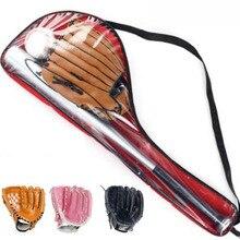 1 Set Healthy Sport Soft Baseball Bat Glove and Ball Set for