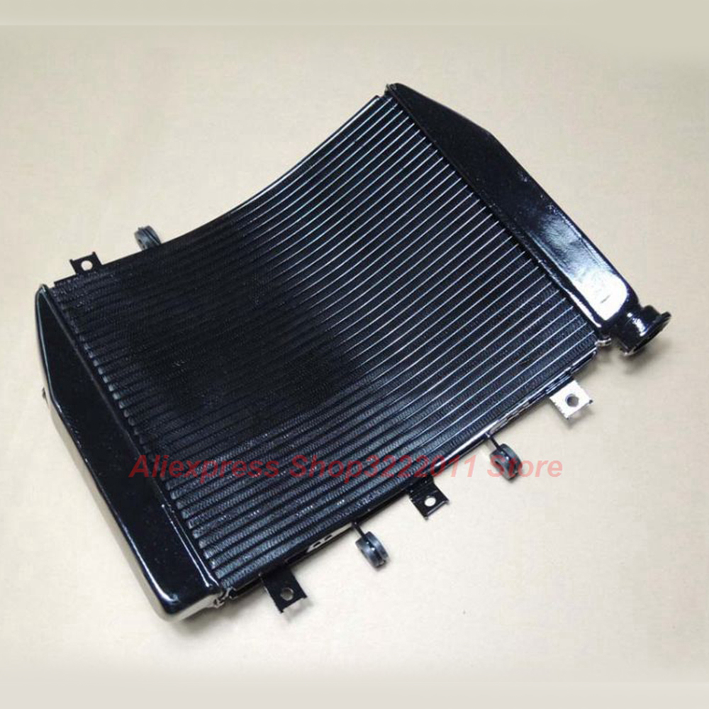Motorcycle Radiator for  KAWASAKI  NINJA ZX6R ZX636 2005 2006 Aluminum Water Cooler Cooling Kit