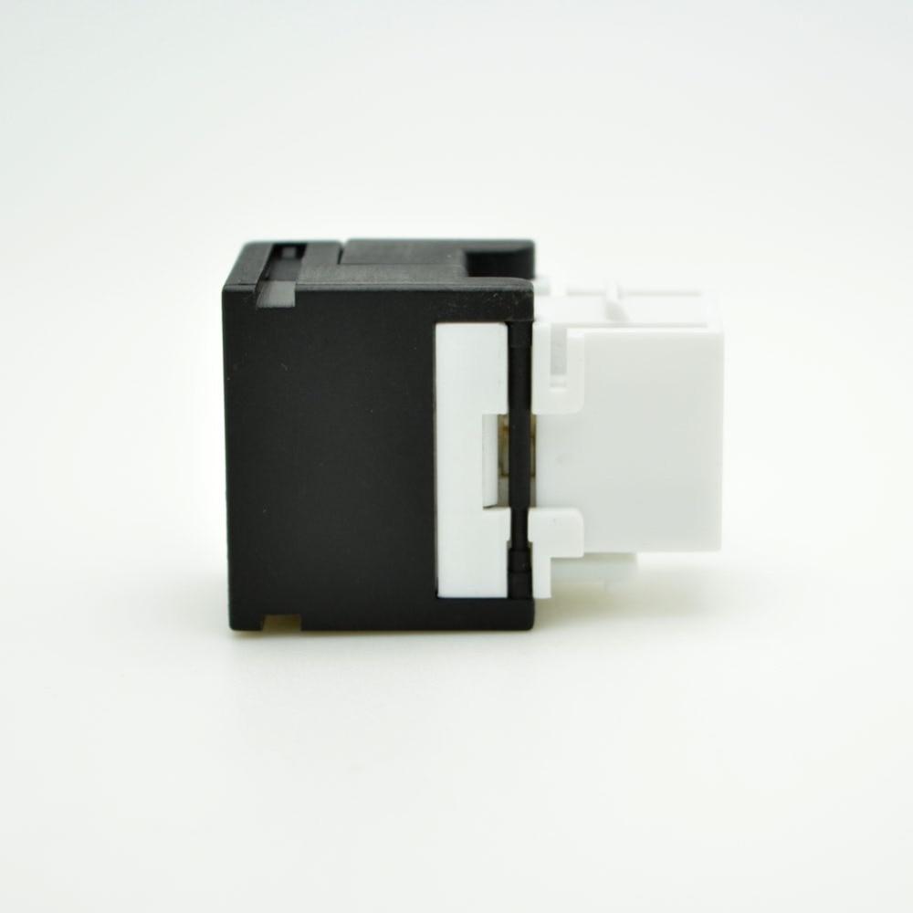 UTP cat6 modul 3 Mt stil 180 werkzeuglose draht rj45 stecker ...
